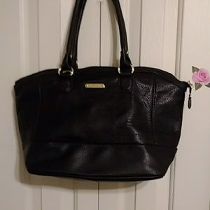 Anne Klein Black satchel, med size